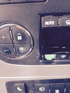 Replace Your Worn A/C Buttons