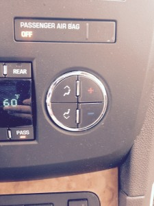 Chevy A/C Buttons